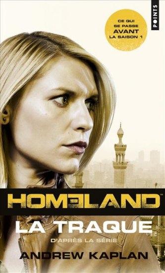 Couverture Homeland, tome 1 : La traque