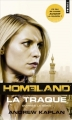Couverture Homeland, tome 1 : La traque Editions Points (Thriller) 2014