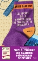 Couverture Le Secret de la manufacture de chaussettes inusables Editions NiL 2015