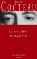 Couverture La machine infernale Editions Grasset (Les Cahiers Rouges) 2003