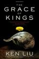 Couverture La dynastie des Dents-de-Lion, tome 1 : La grâce des rois Editions Saga Press 2015