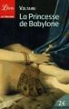 Couverture La princesse de Babylone Editions Librio 2004