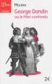 Couverture George Dandin / George Dandin ou le mari confondu Editions Librio (Théâtre) 2013
