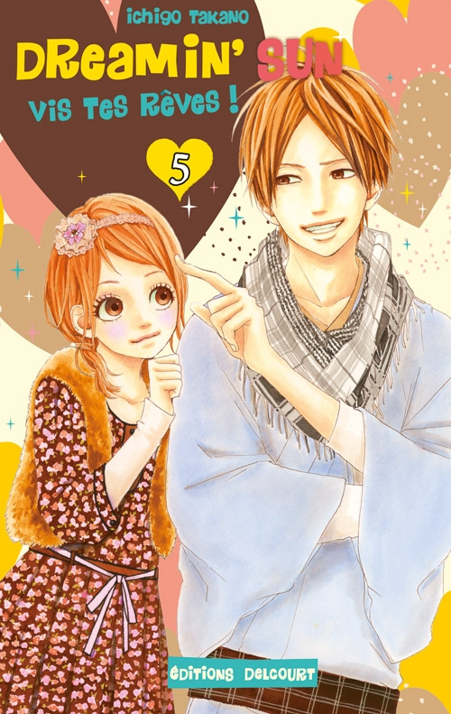 Couverture Dreamin' Sun : Vis tes rêves !, tome 05