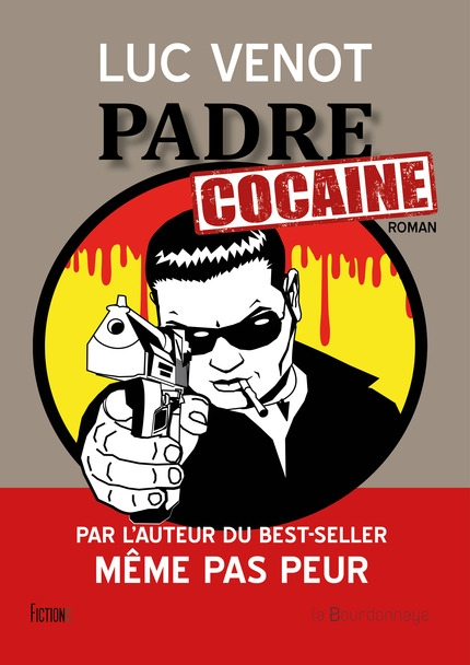 Couverture Padre Cocaïne