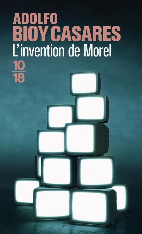 Couverture L'invention de Morel