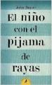 Couverture Le garçon en pyjama rayé Editions Salamandra 2008