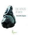 Couverture De Vous à Moi Editions de la Rémanence 2015