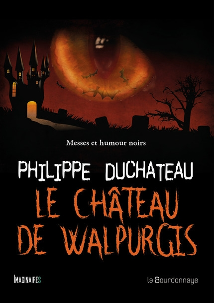 Couverture Le Château de Walpurgis