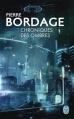 Couverture Chroniques des ombres Editions J'ai Lu (Science-fiction) 2015