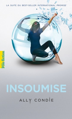 Couverture Promise, tome 2 : Insoumise