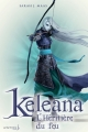 Couverture Keleana, tome 3 : L'héritière du feu Editions de la Martinière (Fiction J.) 2015