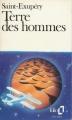 Couverture Terre des hommes Editions Folio  1939
