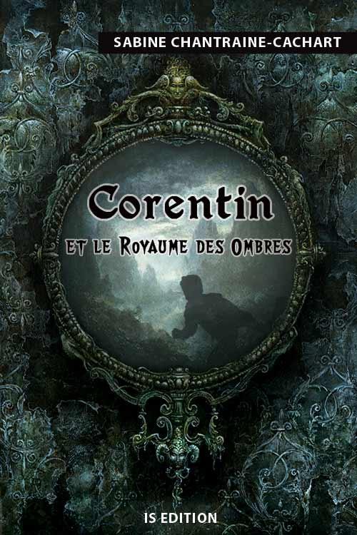 Couverture Corentin et le royaume des ombres