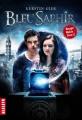 Couverture Trilogie des gemmes, tome 2 : Bleu saphir Editions Milan (Macadam) 2015