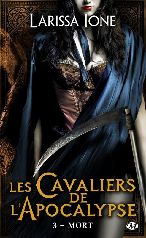 Couverture Les Cavaliers de l'Apocalypse, tome 3 : Mort