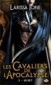 Couverture Les Cavaliers de l'Apocalypse, tome 3 : Mort Editions Milady (Bit-lit) 2015