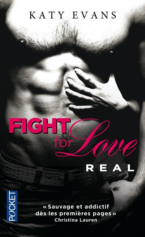 Couverture Fight for love, tome 1 : Real