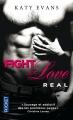 Couverture Fight for love, tome 1 : Real Editions Pocket 2015