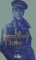 Couverture La Promesse de l'aube Editions Folio  2014