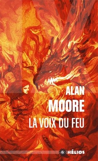 Couverture La Voix du feu