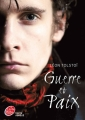 Couverture Guerre et Paix, abrégé Editions Le Livre de Poche (Jeunesse) 2012