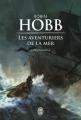 Couverture L'arche des ombres / Les aventuriers de la mer, intégrale, tome 1 Editions J'ai Lu 2015