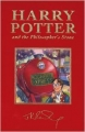 Couverture Harry Potter, tome 1 : Harry Potter à l'école des sorciers Editions Bloomsbury 1999