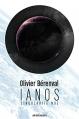 Couverture Ianos, singularité nue Editions Mnémos (Icares) 2015