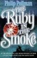 Couverture Sally Lockhart, tome 1 : La Malédiction du rubis Editions Point 1999