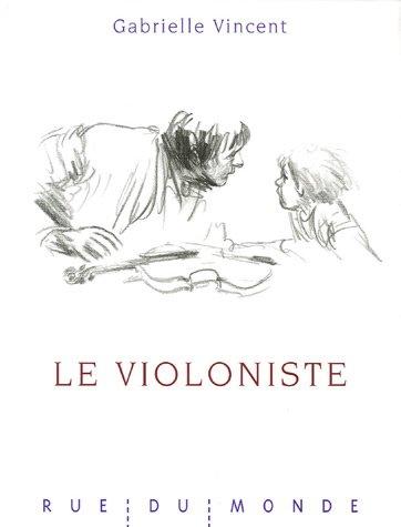 Couverture Le violoniste