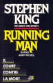 Couverture Running man Editions Albin Michel 1988
