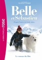 Couverture Belle et Sébastien (Vanier) Editions Hachette (Bibliothèque rose) 2014