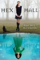 Couverture Hex Hall, tome 1 Editions Albin Michel 2010