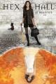 Couverture Hex Hall, tome 2 : Le Maléfice Editions Albin Michel 2011