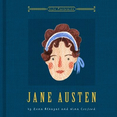 Couverture Jane Austen, Life Portraits
