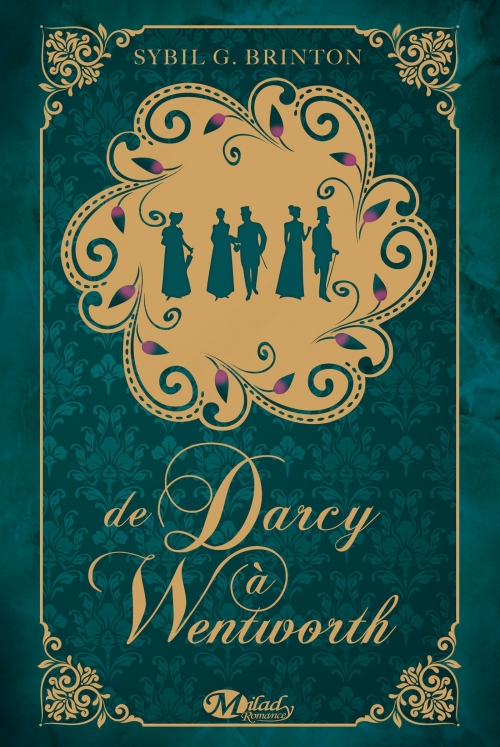 Couverture De Darcy à Wentworth