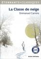 Couverture La classe de neige Editions Flammarion (GF - Etonnants classiques) 2015