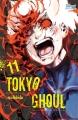 Couverture Tokyo Ghoul, tome 11 Editions Glénat (Shônen) 2015