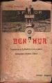 Couverture Ben-Hur Editions Delagrave 1927