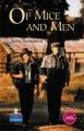 Couverture Des souris et des hommes Editions Pearson 2003