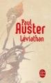 Couverture Léviathan Editions Le Livre de Poche 2011