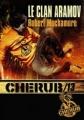 Couverture Cherub, tome 13 : Le clan Aramov Editions Casterman 2014
