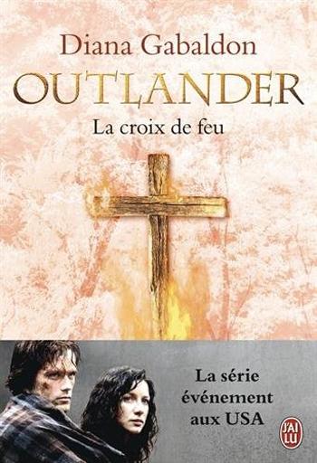 Couverture Outlander (10 tomes), tome 05 : La croix de feu
