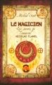 Couverture Les secrets de l'immortel Nicolas Flamel, tome 2 : Le magicien Editions 12-21 2012