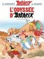 Couverture Astérix, tome 26 : L'odyssée d'Astérix Editions Albert René 2013