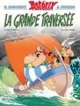 Couverture Astérix, tome 22 : La grande traversée Editions Albert René 2011