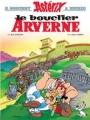 Couverture Astérix, tome 11 : Le bouclier Arverne Editions Albert René 2012