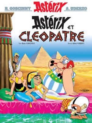 Couverture Astérix, tome 06 : Astérix et Cléopâtre