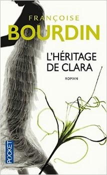Couverture Clara, tome 2 : L'Héritage de Clara